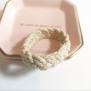 🌸 Braided bracelet